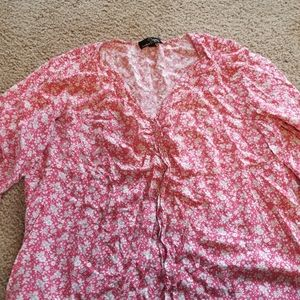 Suzanne betro blouse 3X